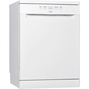 Whirlpool WFE2B19UK 60cm Freestanding Dishwasher – WHITE