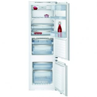 Trade In Promotion - Save £100 on the Neff K8345X0 - Integrated Vitafresh Frost Free Fridge Freezer | Appliance City