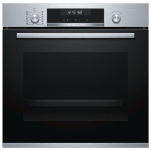 Bosch HBA5780S0B Serie 6 Pyrolytic Single Oven – STAINLESS STEEL