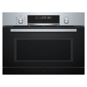 Bosch CPA565GS0B Serie 6 Built In Combination Microwave & Steam Oven – STAINLESS STEEL