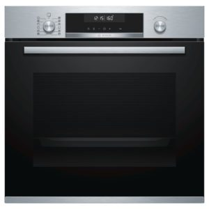 Bosch HBG5785S0B Serie 6 Pyrolytic Single Oven – STAINLESS STEEL