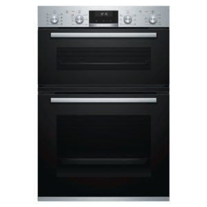 Bosch MBA5350S0B Built In Serie 6 Double Oven – STAINLESS STEEL