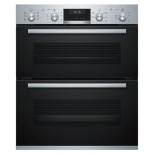 Bosch NBA5350S0B Built Under Serie 6 Double Oven – STAINLESS STEEL