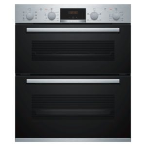 Bosch NBS533BS0B Serie 4 Built Under Double Oven – STAINLESS STEEL