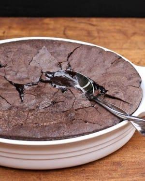 chocolate-brownie-pudding