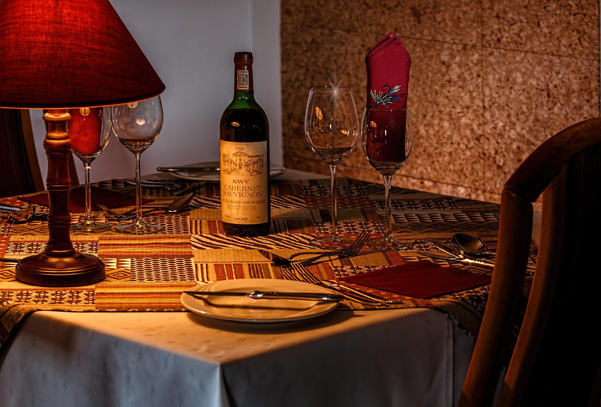 Cabernet Sauvignon and Sauvignon Blanc - Wine Pairings this Winter