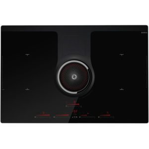 Elica NIKOLATESLA HP DO 83cm Ducted Air Venting Induction Hob – BLACK