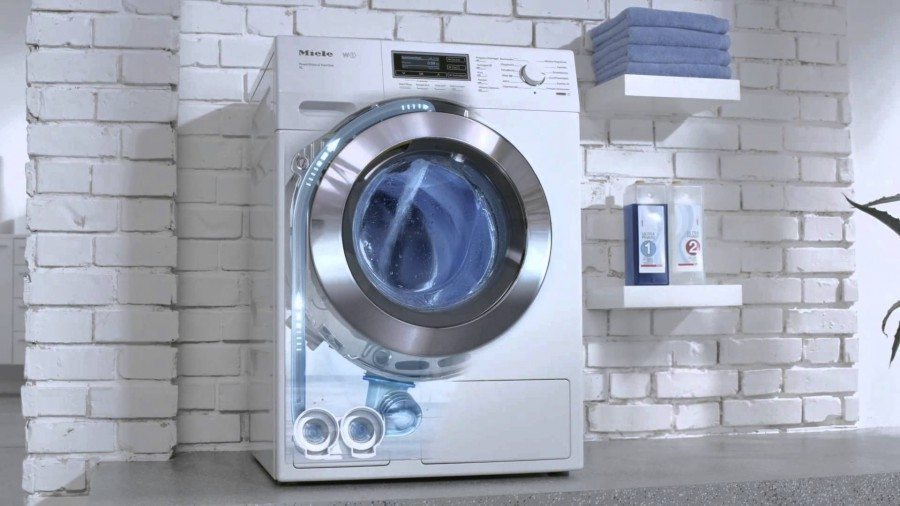 Appliance City and Miele Laundry