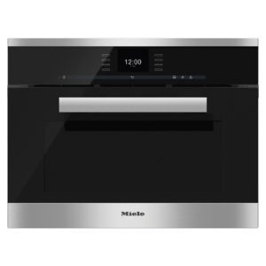 Miele DGC6600CLST PureLine Steam Combination Oven – STAINLESS STEEL