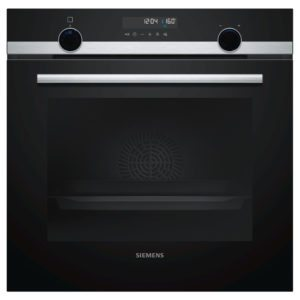 Siemens HB578A0S0B IQ-500 Pyrolytic Multifunction Single Oven – STAINLESS STEEL