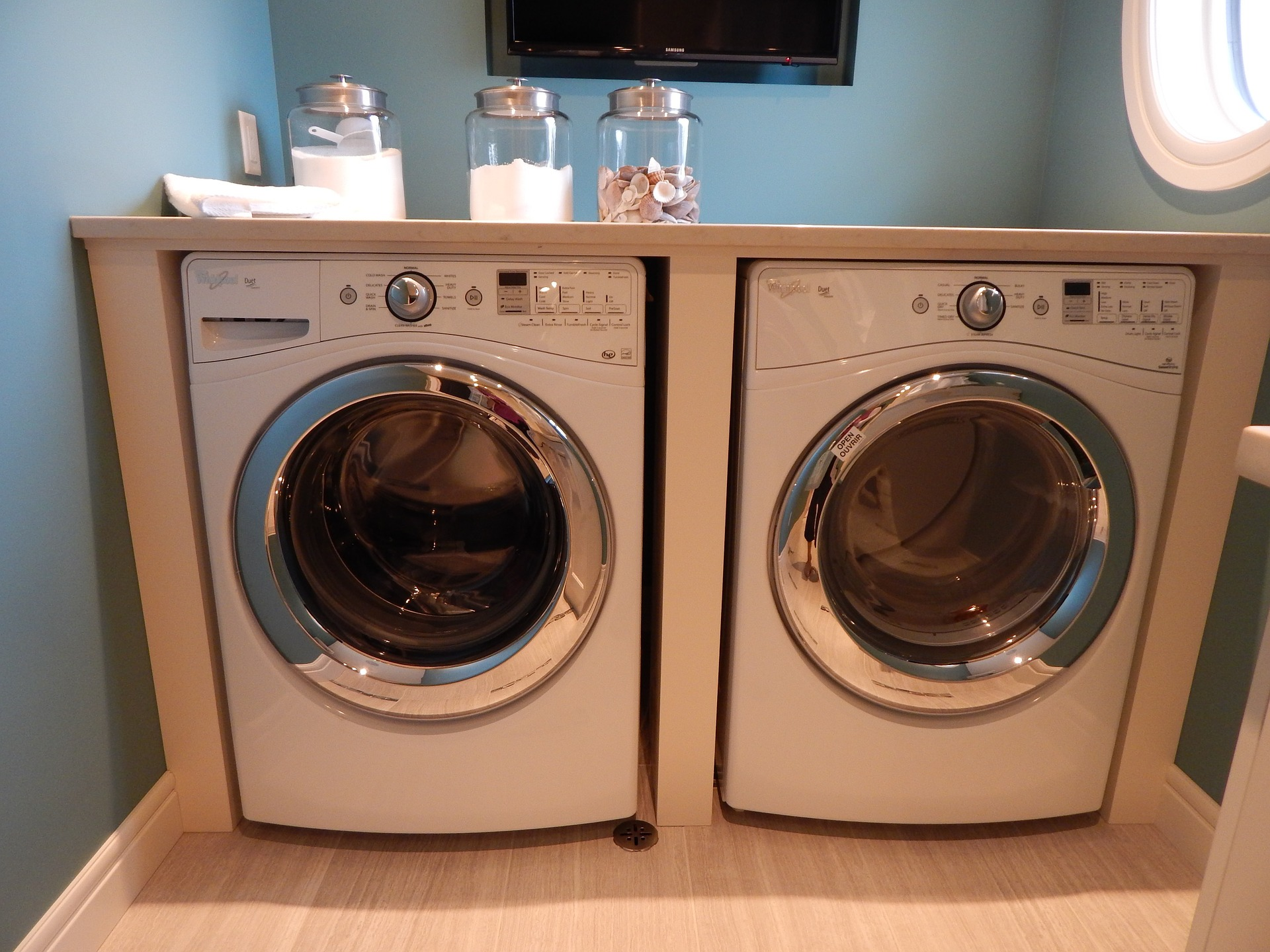 Appliance City - Home and Life - Laundry Room Tips for Small Spaces