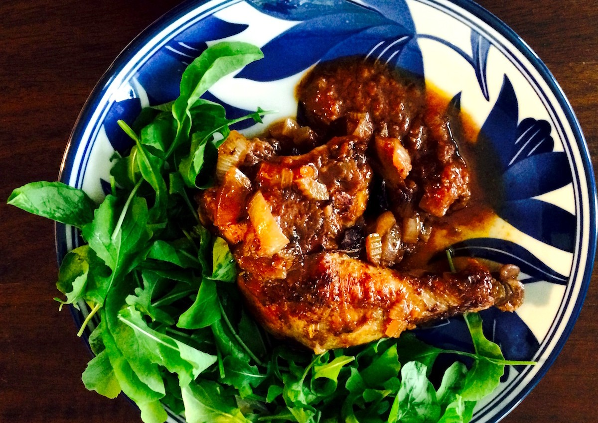 Appliance City - National Days - Chicken Cacciatore Recipes
