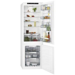 AEG SCE8182VTS 177cm Integrated 70/30 CustomFlex Frost Free Fridge Freezer