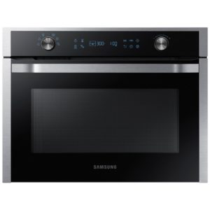 Samsung NQ50K5130BS Chef Collection Built In Microwave For Tall Housing – STAINLESS STEEL
