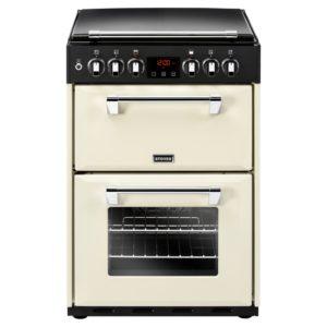 Stoves RICH600DFCRM 4722 60cm Richmond Dual Fuel Cooker – CREAM