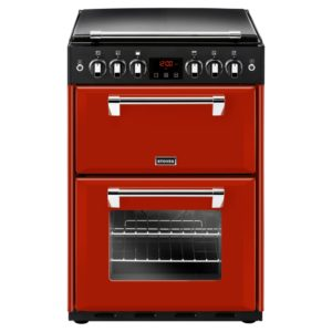 Stoves RICH600GJAL 4727 60cm Richmond Gas Cooker – RED