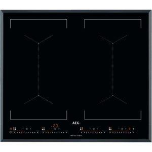 AEG IKE64651FB 60cm 4 Zone MaxiSense Induction Hob – BLACK