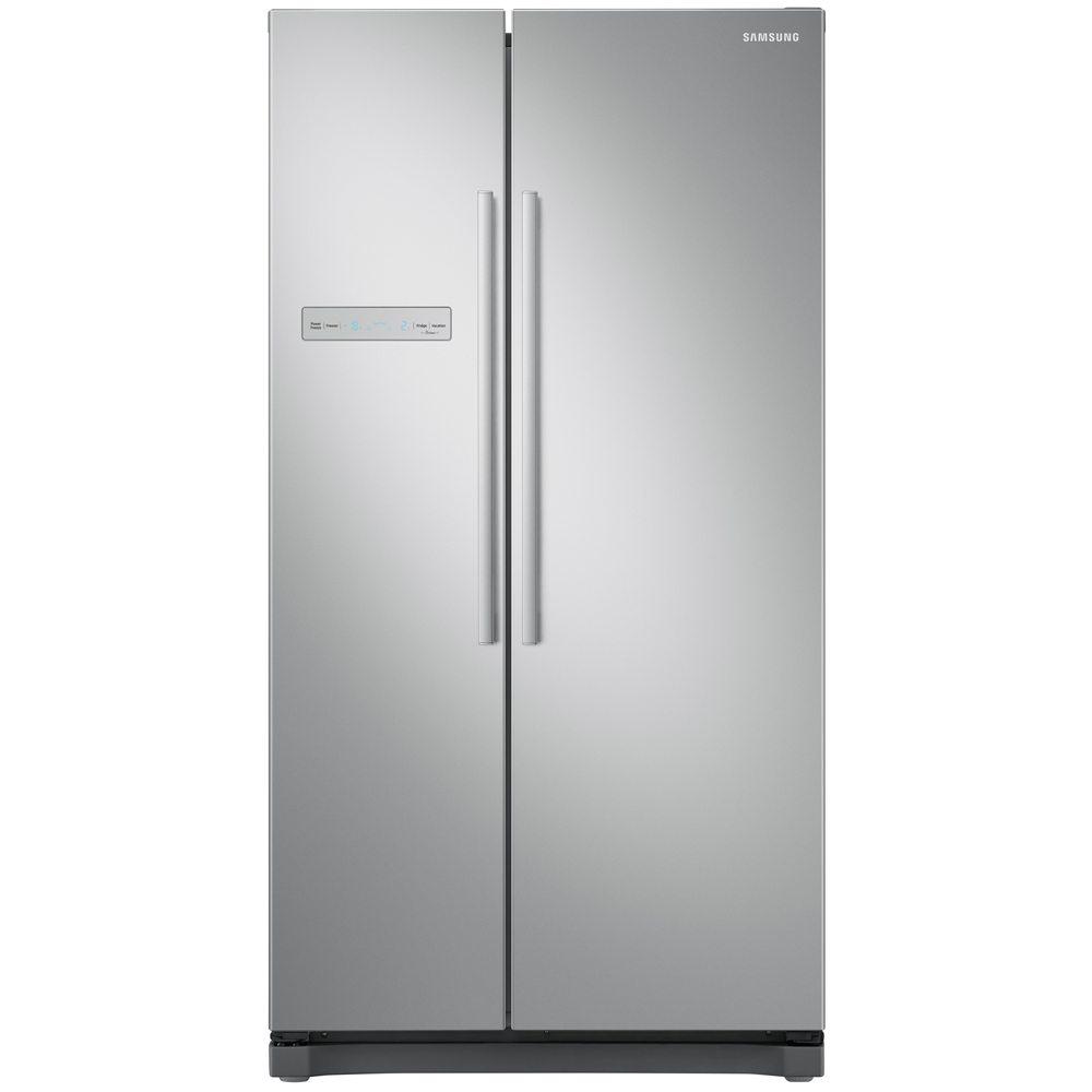 Samsung RS54N3103SA American Style Fridge Freezer Non Ice & Water - SILVER