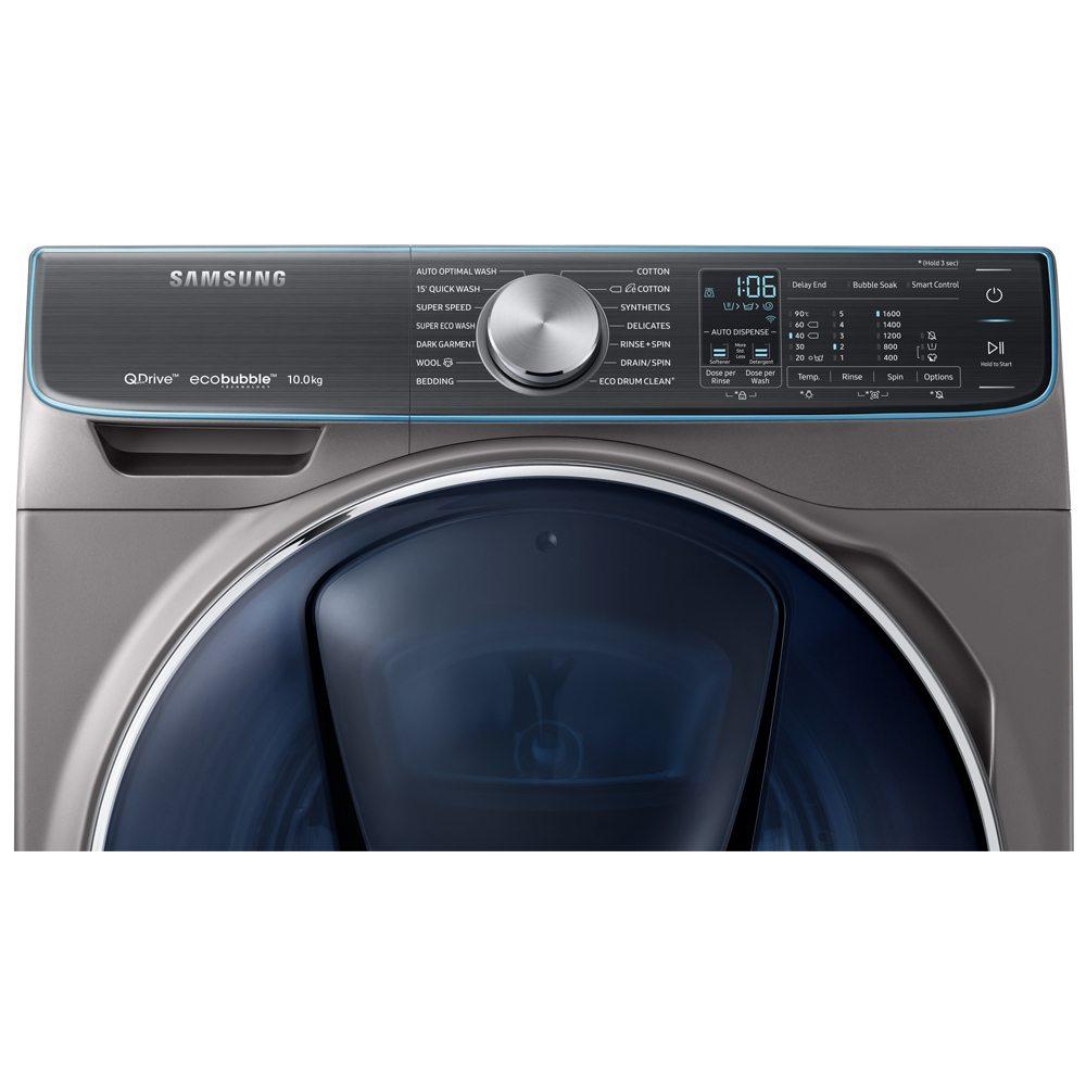 Samsung WW10M86DQOO 10kg QuickDrive AddWash WW8800 Washing Machine 1600rpm  - GRAPHITE