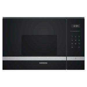 Siemens BF525LMS0B IQ-500 Built In Microwave For Wall Unit – STAINLESS STEEL