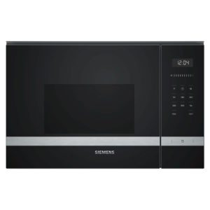 Siemens BF555LMS0B IQ-500 Built In Microwave For Tall Housing – STAINLESS STEEL