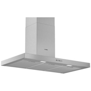 Bosch DWB94BC50B Serie 2 90cm Chimney Hood – STAINLESS STEEL