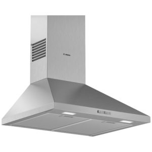 Bosch DWP64BC50B Serie 2 60cm Chimney Hood – STAINLESS STEEL