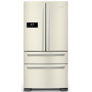 Rangemaster RDXD18IV/C French Style Fridge Freezer Non Ice & Water – IVORY