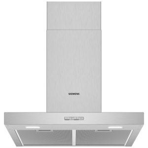 Siemens LC64BBC50B IQ-100 60cm Flat Chimney Hood – STAINLESS STEEL