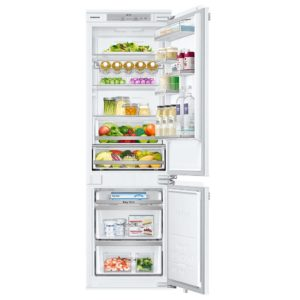 AEG SCE8191VTS 185cm Integrated 70/30 Frost Free Fridge Freezer