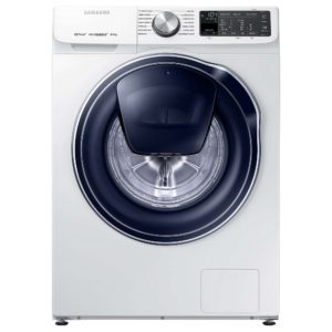 Samsung WW80M645OPM 8kg QuickDrive AddWash WW6800 Washing Machine 1400rpm – WHITE