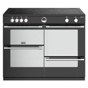 Stoves STERLING S1100EIBK 4507 Sterling 110cm Induction Range Cooker – BLACK