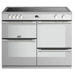 Stoves STERLING S1100EISS 4508 Sterling 110cm Induction Range Cooker – STAINLESS STEEL