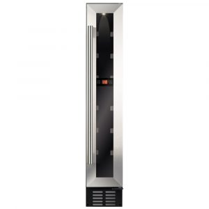CDA FWC153SS 15cm Freestanding Under Counter Wine Cooler – STAINLESS STEEL