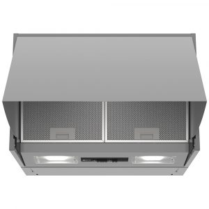 Neff D61MAC1X0B Integrated 60cm Cooker Hood – SILVER