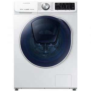 Samsung WD80N645OOW 8kg/5kg QuickDrive AddWash WD6800 Washer Dryer – WHITE