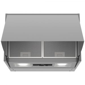 De Dietrich DHE1146A 60cm Integrated Hood – STAINLESS STEEL