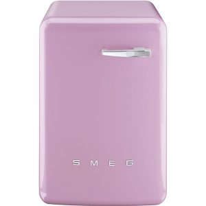 Smeg WMFABPK-2 7kg Retro Style Washing Machine 1400rpm – PINK