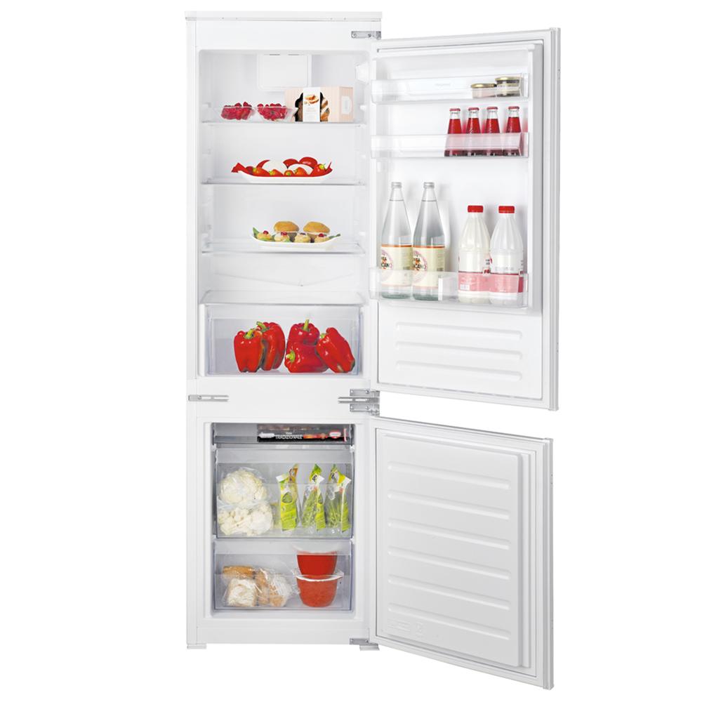Hotpoint HMCB7030AADF Fridge Freezer - White