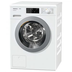 Miele WCE320 8kg W1 Quick PowerWash Washing Machine 1400rpm – WHITE