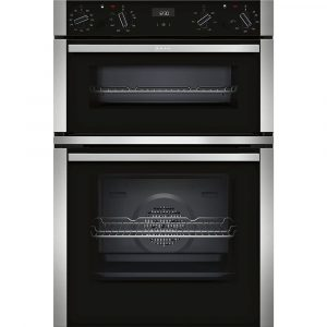 Neff U1ACE5HN0B N50 CircoTherm Built In Double Oven – STAINLESS STEEL