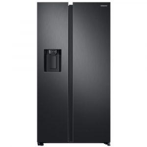 Samsung RS68N8240B1 American Style RS8000 Fridge Freezer With Ice & Water – BLACK STEEL