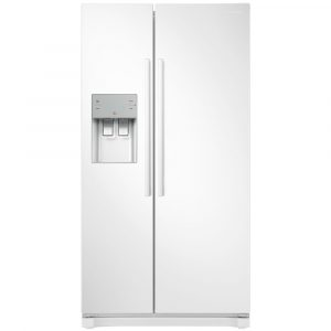 Samsung RS50N3513WW American Style RS3000 Fridge Freezer With Ice & Water – WHITE
