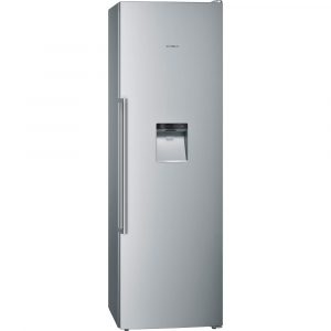Siemens GS36DBI2VG IQ-700 60cm Freestanding Frost Free Freezer With Ice Dispenser – STAINLESS STEEL