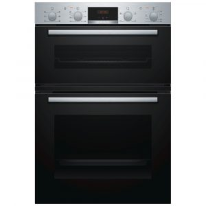 Bosch MBS133BR0B Built In Double Oven – STAINLESS STEEL