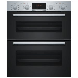 Bosch NBS113BR0B Built Under Double Oven – STAINLESS STEEL