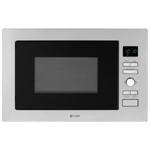 Caple CM130 Classic Built In Microwave & Grill For Tall Housing – STAINLESS STEEL