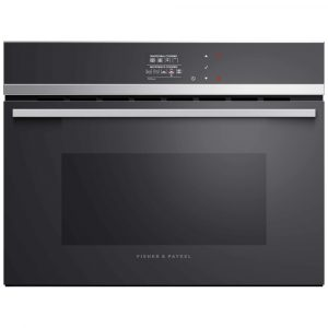 Fisher Paykel OM60NDB1 Built In Combination Microwave – STAINLESS STEEL