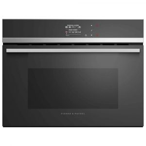 Fisher Paykel OS60NDB1 Compact Steam Combination Oven – STAINLESS STEEL
