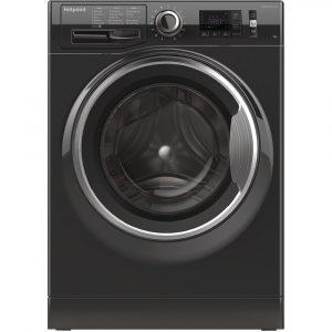 Hotpoint NM11946BCA 9kg ActiveCare Washing Machine 1400rpm – BLACK